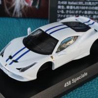 Kyosho 1:64 Ferrari 458 Speciale White
