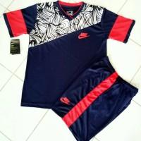 Kaos Setelan Futsal / Jersey Bola / Baju Olahraga / Volly / Nike