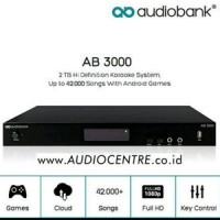 Audiobank Karaoke AB-3000 Cloud Server , Mouse Wireless , HDMI Output