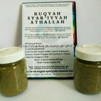 2 botol bidara 100 gr + 1 CD Ruqyah