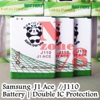 Baterai Rakkipanda For Samsung J1 Ace J110 Double IC Protection