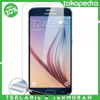 Tempered Glass Samsung Galaxy S6 Edge Plus - Screen Guard Anti Gores