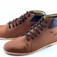 Jual Sepatu Boots Pria Redknot Luz Sneakers Lokal Keren Kualitas Ekspor Murah