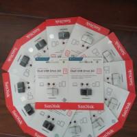 Jual Sandisk OTG Flash Disk 32GB USB 3.0 Murah