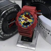 Jam Tangan G-shock GA-110 RED Original BM