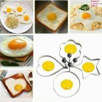 Cetakan Telur Goreng Dadar Mata Sapi Egg Mold