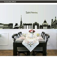 Jual Wall Sticker 60x90/Wall Stiker Glow In The Dark- ABQ 9625peter Orde Murah