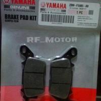 Kampas Rem Depan/Dispad Mio M3/New Soul GT/Mio Z/Mio 125/N-Max/2BM