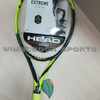 New!! Raket Tenis Head Extreme Mp, S & Lite Graphene Touch 2017