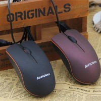 Mouse Wired Lenovo 3D Optical