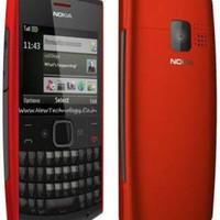 NOKIA X2-01 (GSM) ORIGINAL GARANSI 1 BULAN