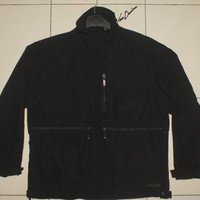 ESPRIT CORE SYS Black Casual Parka Jacket