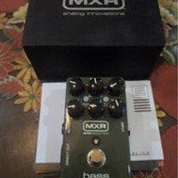 BRAND NEW: MXR M81 Bass Preamp