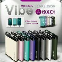 Powerbank Logon Vibe 6000 Mah