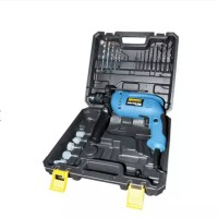 Mesin Bor Beton Impact Drill Krisbow ORIGINAL 13 Mm Set