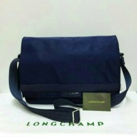 tas Longchamp Massenger crossbody Premium