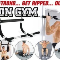 Jual Iron Gym Alat Fitnes Pull Up Alat Olahraga Angkat Badan Diskon Murah