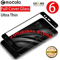 Mocolo Tempered Glass Xiaomi mi6 mi 6 Full Curved Glass