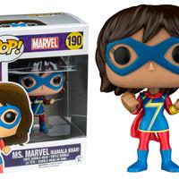 Funko POP! Marvel - Ms. Marvel - Ms. Marvel Kamala Khan