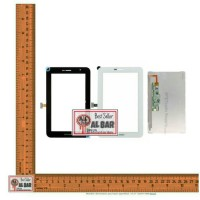 1 Set LCD Tab 2 GT-P3100 P3110 P3113 Touchscreen Tablet Samsung Galaxy