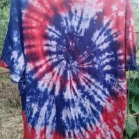 Jual Kaos Tie Dye - Fruit Of The Loom - Soft Premium Murah