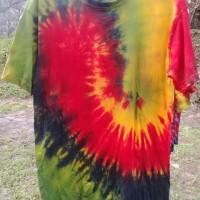 Jual Kaos Tie Dye - Fruit Of The Loom - Classic (02) Murah