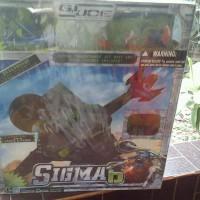 GI JOE DRAGONHAWK Sigma SIX (MOC)