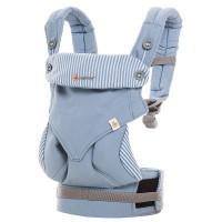 Jual Ergo Baby Carrier 4 Position 360 Azure Blue Ergobaby Gendongan Bayi Murah