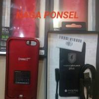 POWERCASE IPHONE 5 5S 5E POWER CASE POWERBANK HARDCASE MOPHIE ORIGINAL