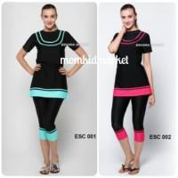 Baju Renang Wanita Ukuran XXL ESC-001