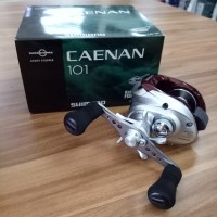 Alat Memancing Reel Pancing Shimano Caenan 101 3+1bb/ball bearing