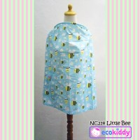 Nursing Cover Apron Penutup Celemek Menyusui Ecokiddy Little Bee