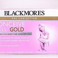 Blackmores Conceive Well Gold untuk kehamilan