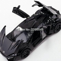 Diecast Fast And Furious 7 Lykan Hypersport