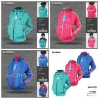 Jaket Adidas 7531 Women 2in1 Parasut Grade Original