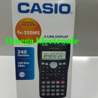 Promo Casio FX 350 MS - Scientific Kalkulator Berkualitas