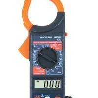 Tang Ampere Digital Clamp Meter Multitester - M266