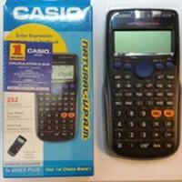 Dijual CASIO FX-350ES PLUS (KALKULATOR ILMIAH) Diskon
