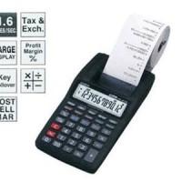 Dijual Casio HR 8 TM - Printing Calculator Kertas Struk Kalkul Limited