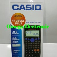 Unik Casio Scientific FX 350 ES PLUS Berkualitas