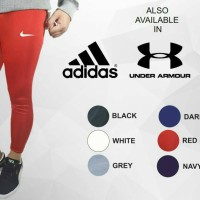 CELANA MANSET / BASELAYER PANJANG NIKE ADIDAS UNDER ARMOUR GRADE ORI