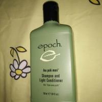 Nu-skin Epoch Shampo & Light Conditioner