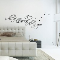 Tokomonster All of me 3 Wall Decal Sticker - Size 23 inch