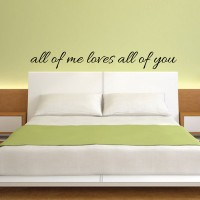 Tokomonster All of me 2 Wall Decal Sticker - Size 23 inch