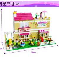 Promo Lego BELA friends - 10164 Heartlake Olivia's House