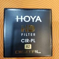 Hoya 82mm HD Filter CIR-PL