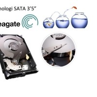Harddisk 3,5 HDD Internal SEAGATE 2000 GB (2 TB)