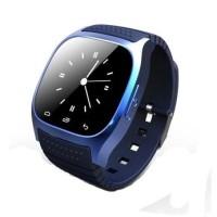 Smartwatch M26 Blue  keren murah bagus BERKUALITAS TOP JAM TANGAN