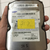HDD Hardisk PC 80GB SATA 3,5""