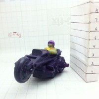 Donatello Cycle - Teenage Mutant Ninja Turtles - Happy Meal Mc Donald